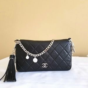 CHANEL Bags - Chanel Matelasse Quilted Woc Crossbody